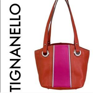 👑 TIGNANELLO SHOULDER BAG 💯AUTHENTIC